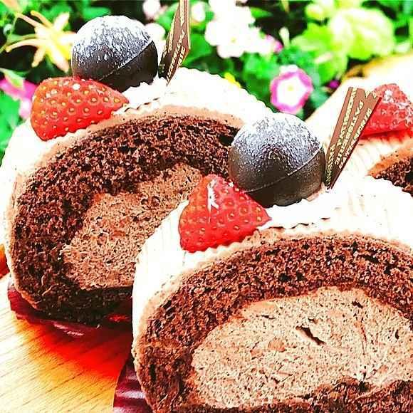 ケーキバナー